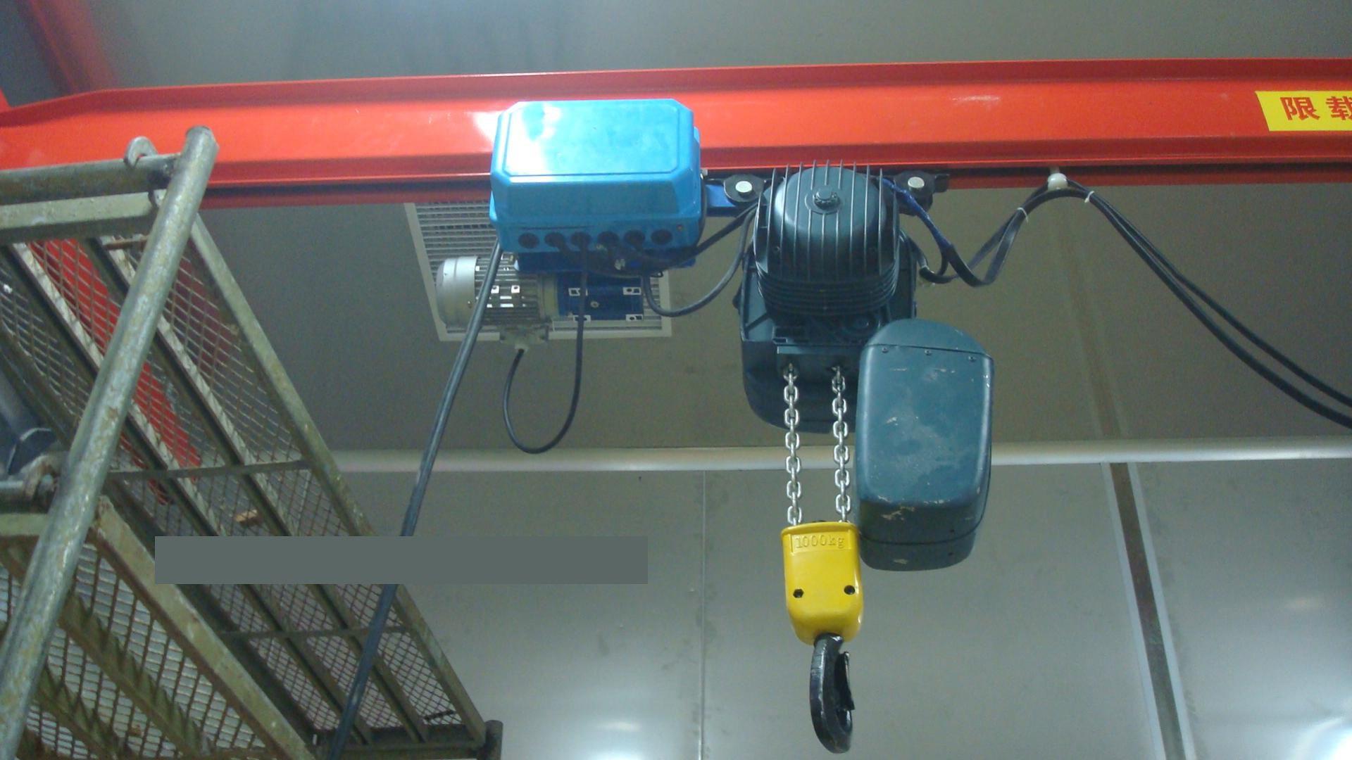 PK电动环链葫芦